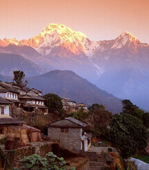 Annapurna panorama trek information