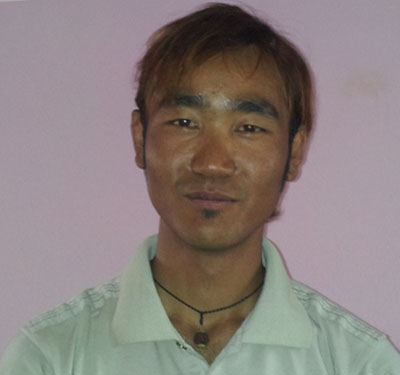 Ngawang sherpa guide hire