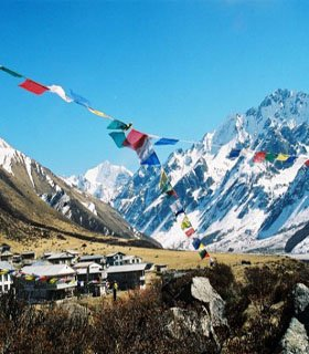 langtang trek itinerray and cost