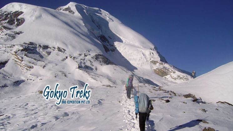 Trekking season in Nepal