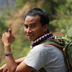 trek guide hire Lila Bahadur