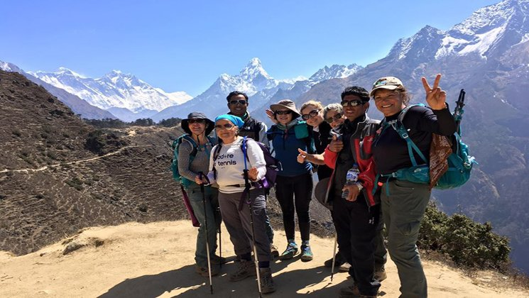 Phaplu Everest base camp trek