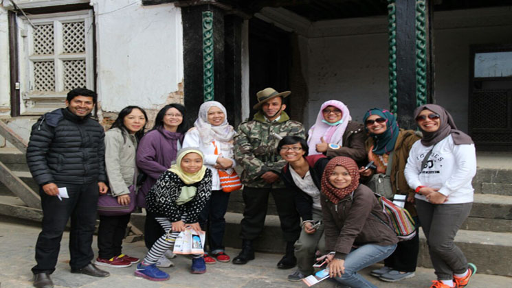 Family holiday tours in Nepal